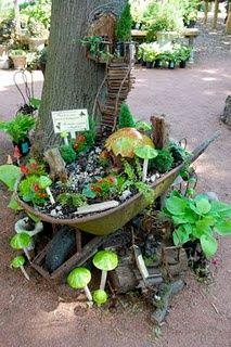 13 Best Images About Fairy Garden Ideas On Pinterest Fairies