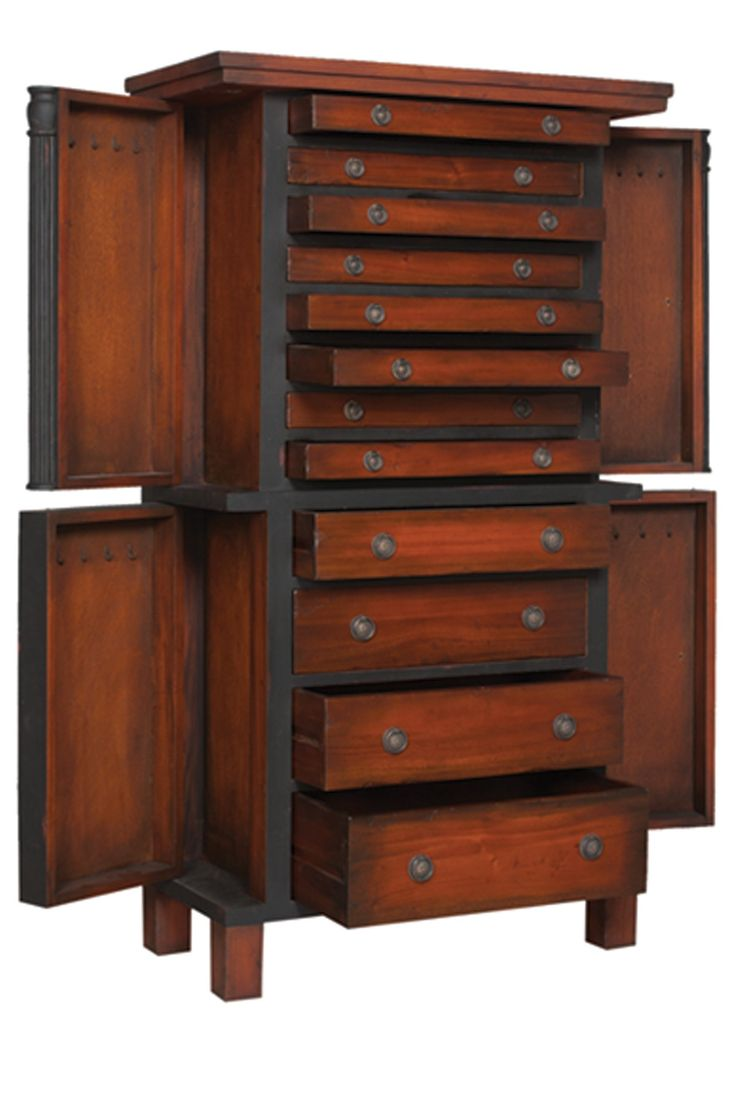 17 Best ideas about Jewelry Armoire on Pinterest  Jewelry cabinet Jewelry storage and Jewelry