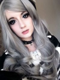 17 Best images about gray hair on Pinterest