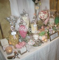 Elegant Candy Buffet | Candy & Dessert Stations ...