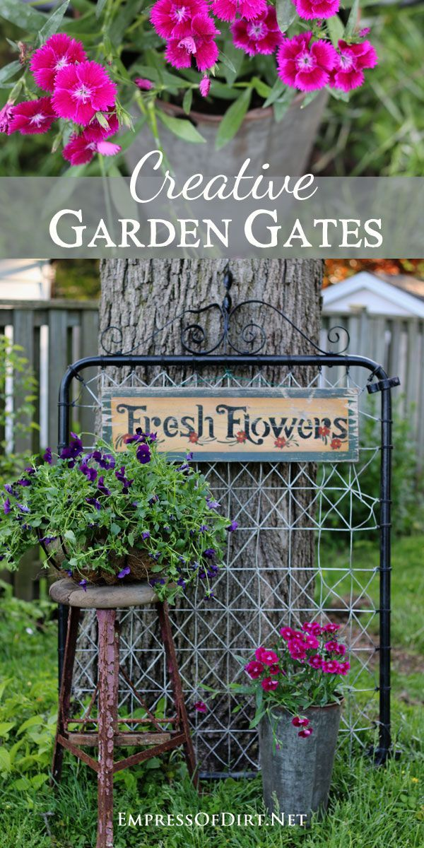 17 Best Images About Garden Gates On Pinterest Gardens Entry