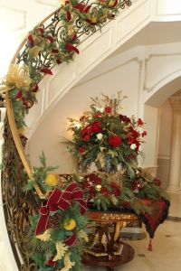 9 best images about Staircase Flowers on Pinterest