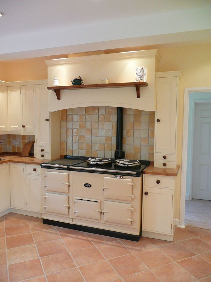 30 best images about aga kitchens on Pinterest  Stove