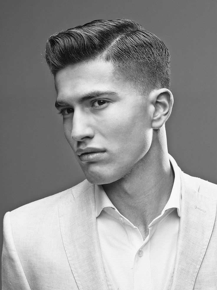 118 Best Images About Men's Hairstyles On Pinterest Low Fade