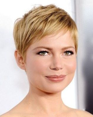 In latest short haircuts for round faces 2015 you will find that there are many options of