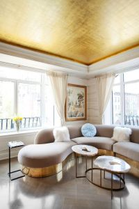 Best 25+ Gold ceiling ideas on Pinterest | Fake fireplace ...