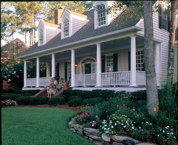 farmhouse landscaping
