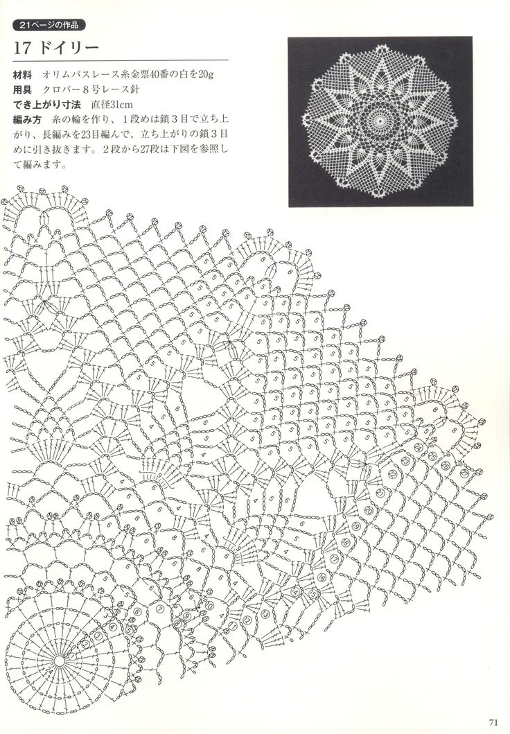1000+ images about Crochet Lace Doily 2 on Pinterest