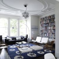 17 Best images about Living Room Color Ideas, Navy Blue ...