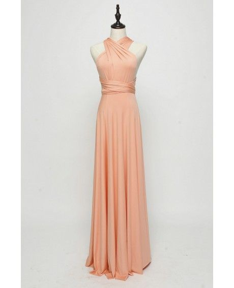 1000+ ideas about Salmon Bridesmaid Dresses on Pinterest