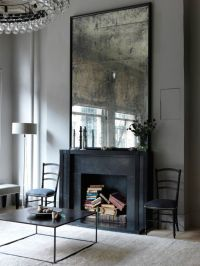 25+ best ideas about Fireplace Mirror on Pinterest ...