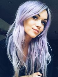 25+ best ideas about Lavender Hair on Pinterest