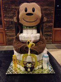 25+ best ideas about Baby shower monkey on Pinterest ...
