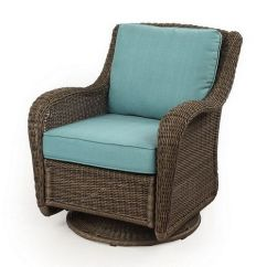 Hampton Bay Swivel Patio Chairs Crochet Arm Covers For Sonoma Outdoors™ Presidio Wicker Chair | Pinterest Rocking Chairs, ...