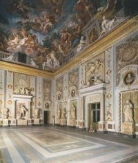 Italian Baroque Interiors | ... , Baroque, Interior ...