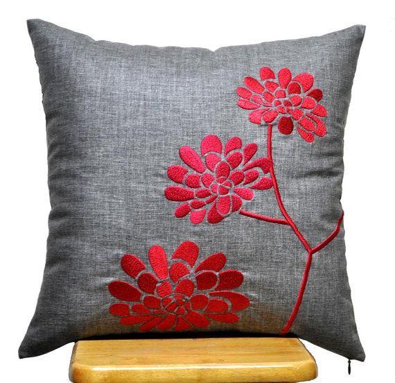 1000 Ideas About Linen Pillows On Pinterest Blue Pillow