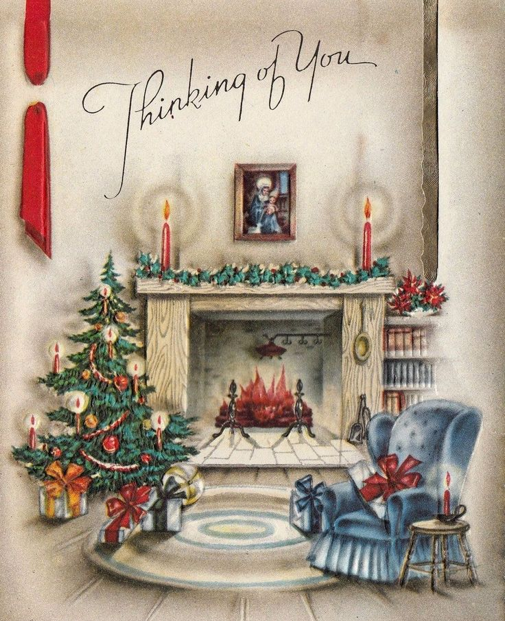 4529 Best Images About Christmas On Pinterest Vintage