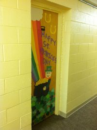 1000+ images about St. Patricks Day door ideas on ...