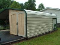 Enclosing a metal carport. Questions.... - DoItYourself ...