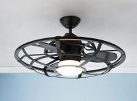 25+ best ideas about Industrial ceiling fan on Pinterest