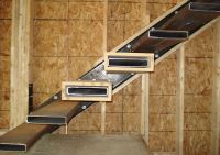 Stair Structure Floating #stairs Pinned by www.modlar.com ...