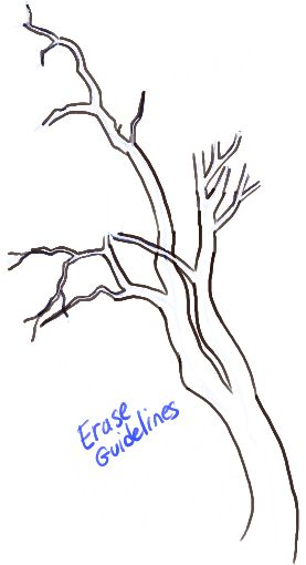 25+ best How to draw trees ideas on Pinterest