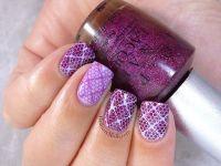 1000+ ideas about Purple Toe Nails on Pinterest   Toe nail ...