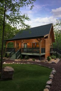 1000+ ideas about Small Log Homes on Pinterest | Log homes ...