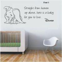 25+ best ideas about Dumbo nursery on Pinterest