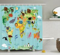 25+ best ideas about Kids shower curtains on Pinterest