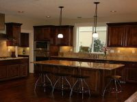 kitchen paint ideas | Kitchen Paint Colors with Dark ...