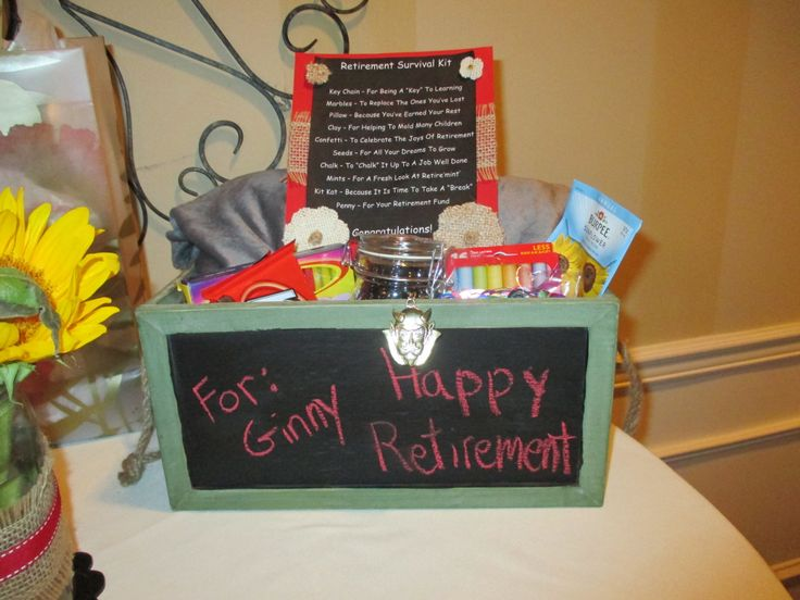 Retirement Survival Kit Teacher Retirement My Mothers