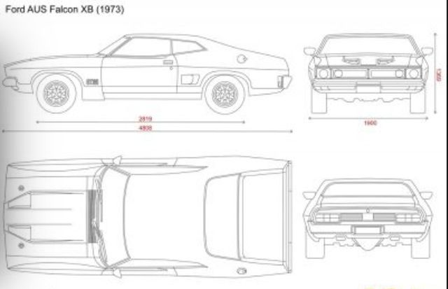 The 111 best images about Ford XB Falcon on Pinterest