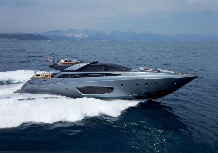 Riva 86 Domino The Yacht In Kenny Chesneys New Video