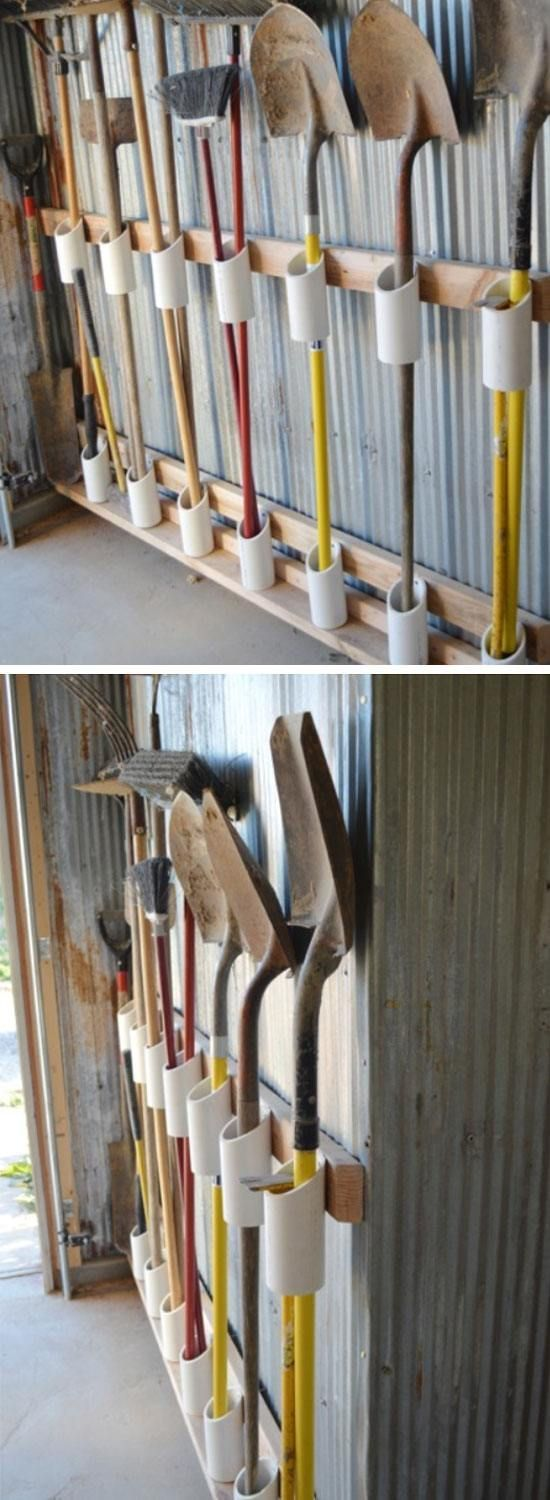 25 Best Ideas About Garden Tool Organization On Pinterest Tool
