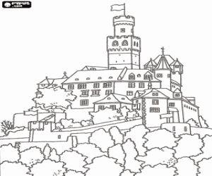 17 melhores ideias sobre Desenho De Castelo no Pinterest