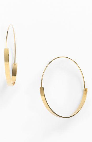 25+ best ideas about Hoop Earrings on Pinterest
