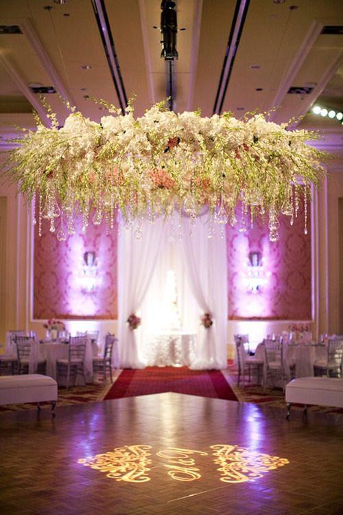 Wedding Flower Chandelier Ideas Best Hula Hoop On