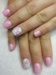 baby shower ready tonya nail