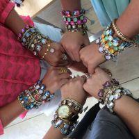 Victoria Lynn handmade jewelry! Material Girls fave! | Arm ...