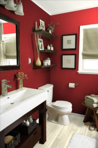 25+ best ideas about Red Bathroom Decor on Pinterest ...
