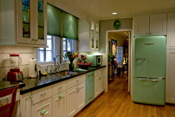 kitchens with northstar appliances  kitchen with mint