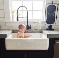 Best 20+ Farmhouse sinks ideas on Pinterest | Farm sink ...