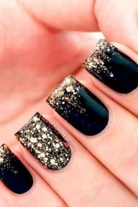 25+ best ideas about Glitter Fade Nails on Pinterest ...