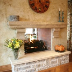 Log Cabin Living Rooms Ideas Pottery Barn Room 17 Best Images About For Chris On Pinterest | Fireplaces ...