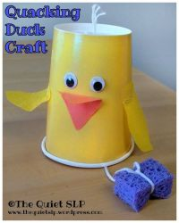 1000+ ideas about Duck Crafts on Pinterest | Paper Plates ...