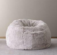 10 Best ideas about Fur Bean Bag on Pinterest   Bean bag ...