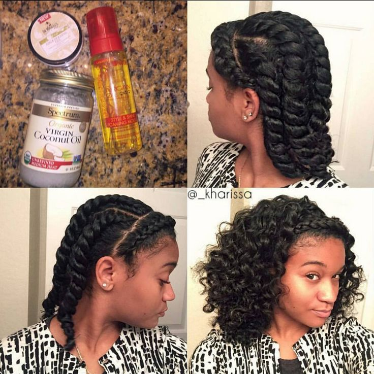 Do It Yourself Natural Hair Styles