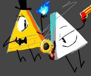 Reverse Falls Will Wallpaper Bill Cipher And Yung Venuz Bill Cipher Yung Venuz
