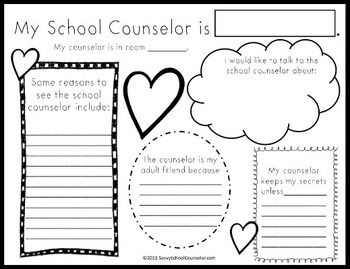 25+ best ideas about School Counselor Forms on Pinterest